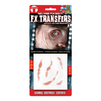 Picture of FX SCARRED - FX TRANSFERS