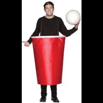 Image de BEER PONG RED CUP COSTUME