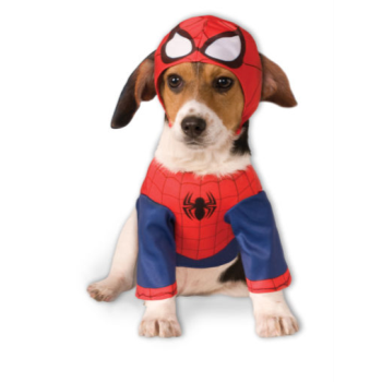Image de SPIDERMAN DOG - MEDIUM