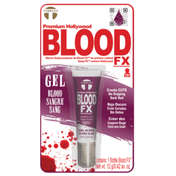Image de BLOOD GEL - DARK RED BLOOD