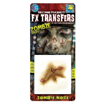 Picture of FX ZOMBIE NOSE - FX TRANSFERS