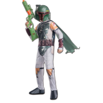 Picture of BOBA FETT COSTUME - LARGE
