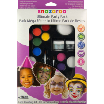 Image de SNAZAROO - ULTIMATE PARTY MAKEUP KIT