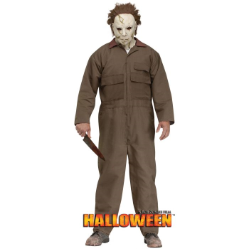 Image de MICHAEL MYERS DELUXE - ADULT ONE SIZE