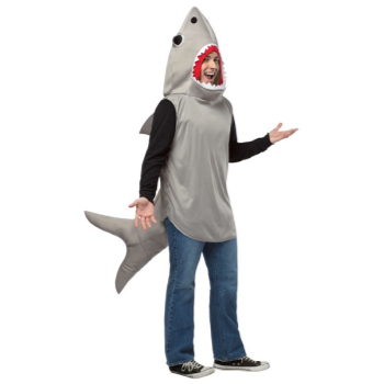 Picture of SHARK COSTUME ADULT