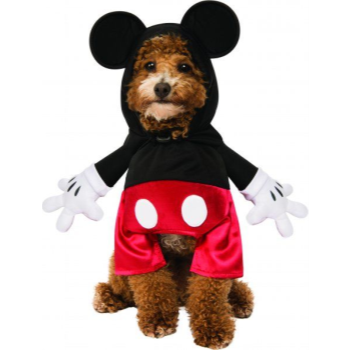 Image de MICKEY MOUSE DOG COSTUME - XL