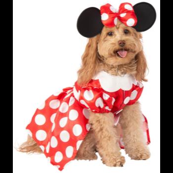 Image de MINNIE MOUSE DOG COSTUME - MEDIUM