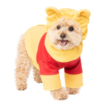 Image de WINNIE THE POOH DOG COSTUME - SMALL