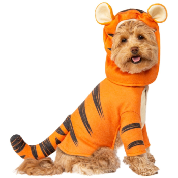 Image de TIGGER DOG COSTUME - MEDIUM
