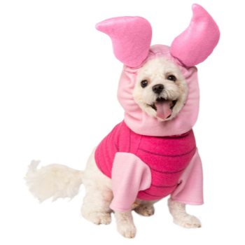 Image de PIGLET DOG COSTUME - MEDIUM