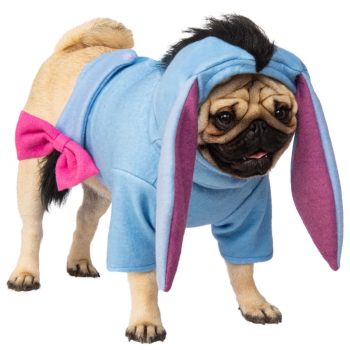 Image de EEYORE DOG COSTUME - MEDIUM