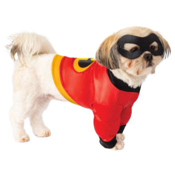 Image de THE INCREDIBLES DOG  COSTUME - SMALL