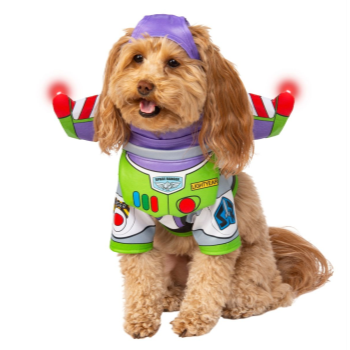 Image de BUZZ DOG LIGHTYEAR COSTUME - SMALL