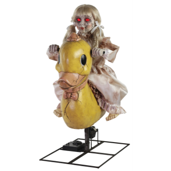 Image de ROCKING DUCKY DOLL ANIMATED PROP