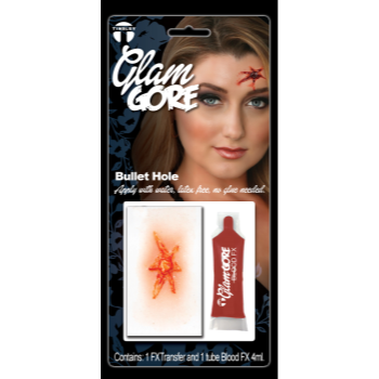 Picture of GLAM GORE - BULLET HOLE