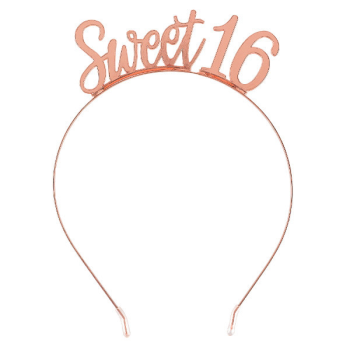 Picture of 16th - SWEET 16TH METAL HEADBAND