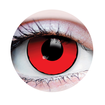 Picture of BLOOD EYES - CONTACT LENSES