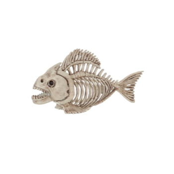 Picture of SKELETON FISH