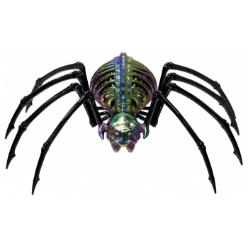 Picture of OIL SLICK SKELETON SPIDER