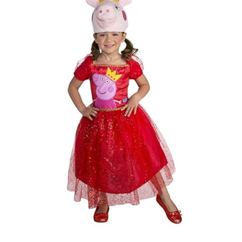 Image de PEPPA PIG TUTU DRESS  - GIRLS 3T/4T