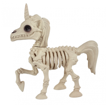 "Picture of 7"" UNICORN SKELETON"