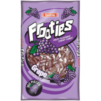 Picture of 360ct FROOTIES CANDY - GRAPE