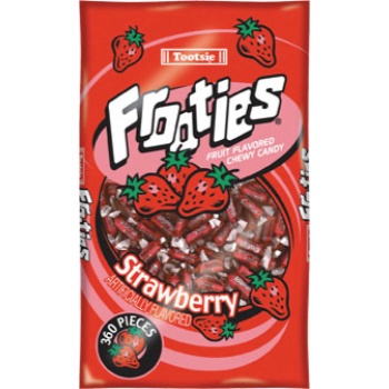 Image de 360ct FROOTIES CANDY - STRAWBERRY