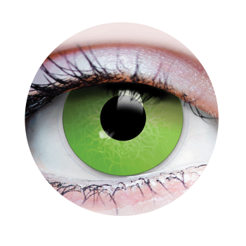 Picture of HULK - CONTACT LENSES GREEN