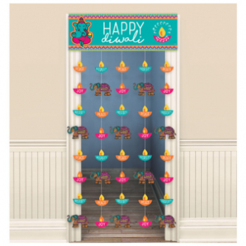 Picture of DIWALI DOOR CURTAIN