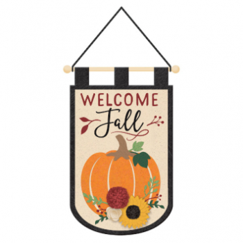 Picture of HARVEST 3D FELT BANNER