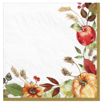 Picture of GRATEFUL DAY - BEVERAGE NAPKIN MID-CT
