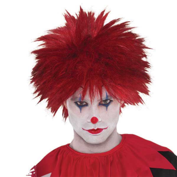 Picture of CLOWN  - EVIL CLOWN WIG