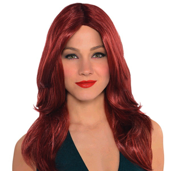 Picture of WIG - RED HOT LONG WIG