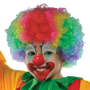 Picture of CLOWN CHILD WIG