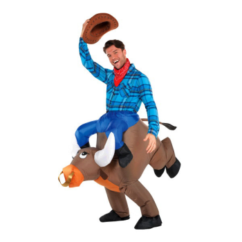 Image de INFLATABLE BULL ADULT COSTUME