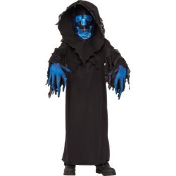 Picture of BLUE SKULL PHANTOM - LARGE