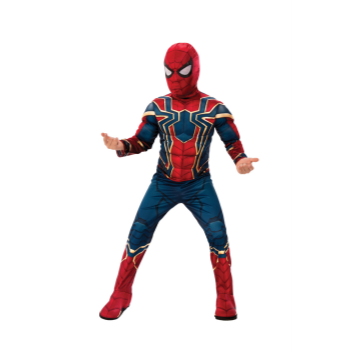 Picture of DELUXE IRON SPIDER - MEDIUM