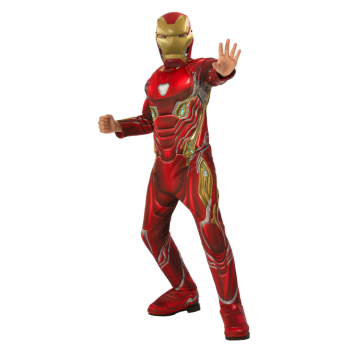 Picture of DELUXE IRON MAN - LARGE