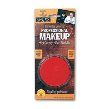 Image de REEL FX LARGE ROUND MAKEUP - RED