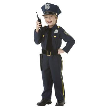 Image de POLICE OFFICER - KIDS MEDIUM