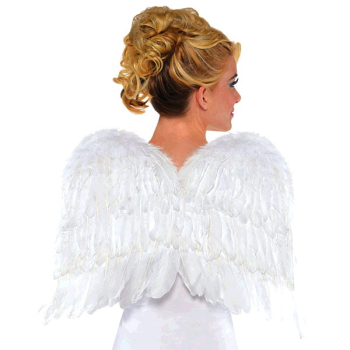 Image de ANGEL - WHITE FEATHER WINGS