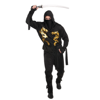 Image de BLACK DRAGON NINJA - ADULT STANDARD