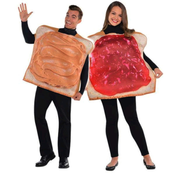 Image de PEANUT BUTTER AND JELLY  - ADULT STANDARD