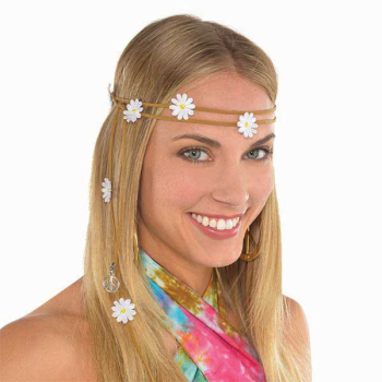 Image de 60'S - DAISY FLOWER HEAD BAND