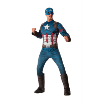Picture of DELUXE CAPTAIN AMERICA - EXTRA LARGE