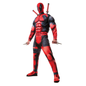 Image de DELUXE DEADPOOL - EXTRA SMALL