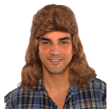 Picture of WIG - MULLET HEAD