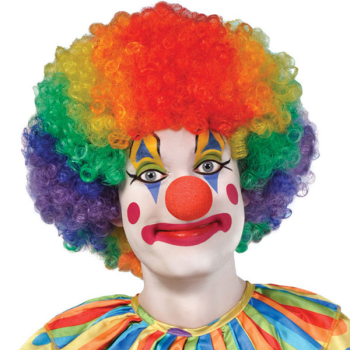 Picture of CLOWN JUMBO WIG