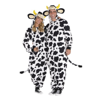 Picture of COW ZIPSTER - ADULT LARGE/XLARGE