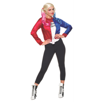 Picture of HARLEY QUINN JACKET AND SHIRT - LARGE